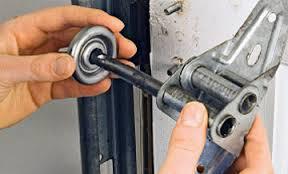 Garage Door Tracks Repair Belmont